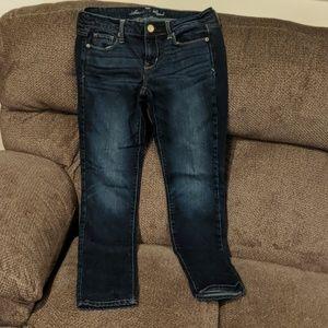 American Eagle jeans 4 short